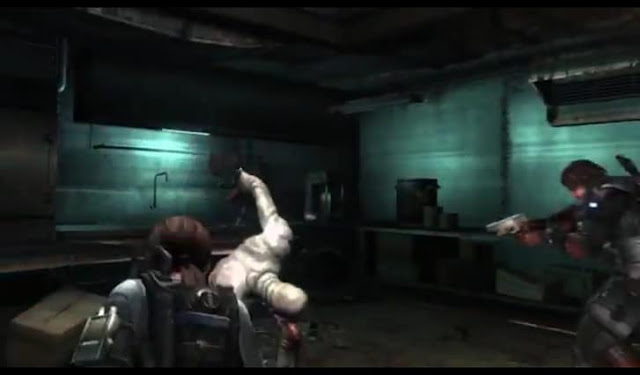 First Screenshot from the Resident Evil: Revelations 1 and 2 for Switch