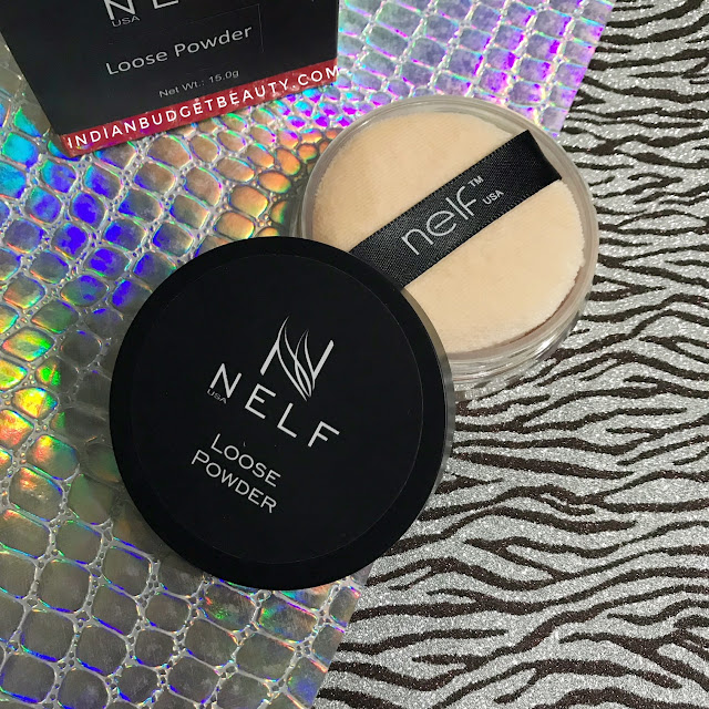 NELF USA Peach Matte Loose Powder