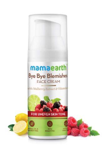 Mamaearth Bye Bye Blemishes Cream