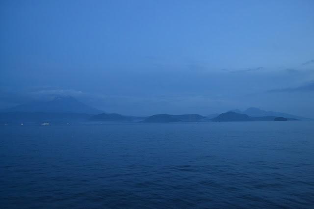 View dari Kapal