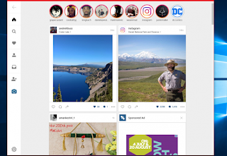 Cara Upload Foto dan Video di Instagram Lewat PC