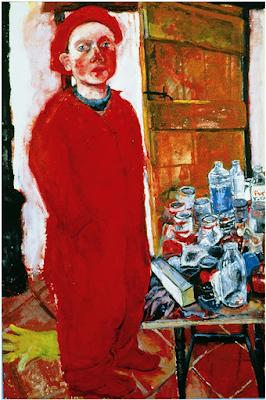 Red Self Portrait (1992), Shani Rhys James