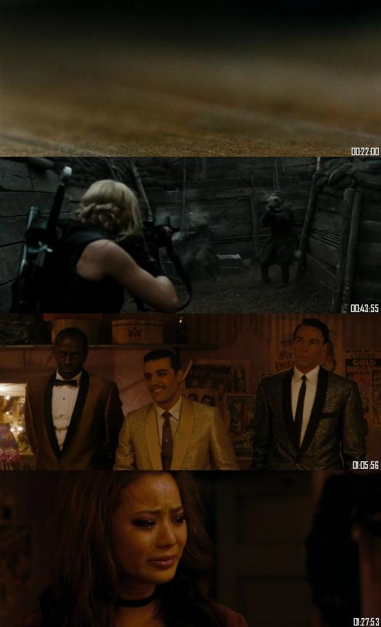 Sucker Punch 2011 BRRip 720p 480p Dual Audio Hindi English Full Movie Download