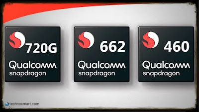 Snapdragon 720G, Snapdragon 662, Snapdragon 460 SoCs With Wi-Fi 6, NavIC Support for Qualcomm Launches