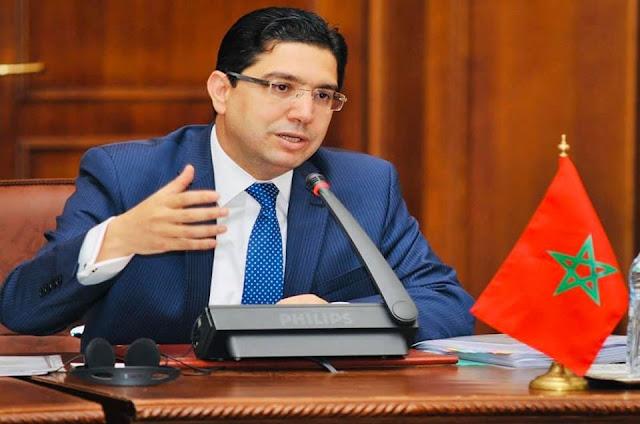"""الوزير بوريطة : المغرب يتهم منظمة العفو الدولية بـ """"إخفاقها في التحلي بواجب الحياد والموضوعية""""✍️👇👇👇"""