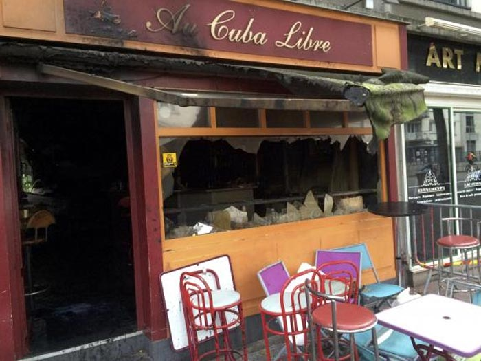 Birthday cake revealed as cause of fire incident that killed 13 in France today
