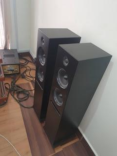 Epos K2 Floorstand speaker (Used) 20201023_152213