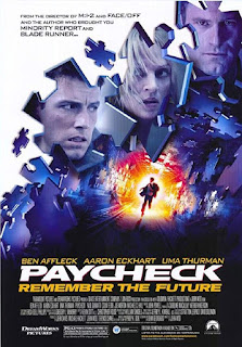 Paycheck 2003 Dual Audio ORG 720p BluRay