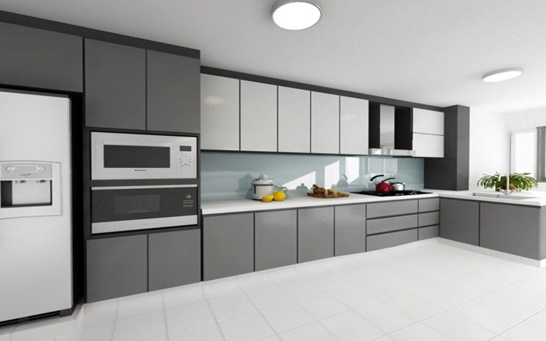 Renkli Mutfak Tasarımı