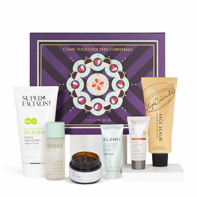 Feelunique Glowing Skincare Box.