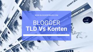 Buat Blogger! Gak penting Domain TLD, Yang Penting Isi Konten?