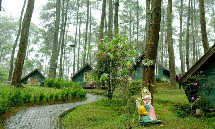 15 Tempat Wisata di Lembang Bandung yang Paling Hits