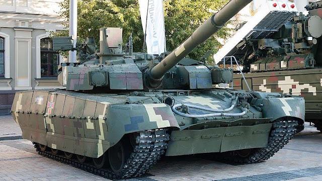 OPLOT-M (Ukraine)