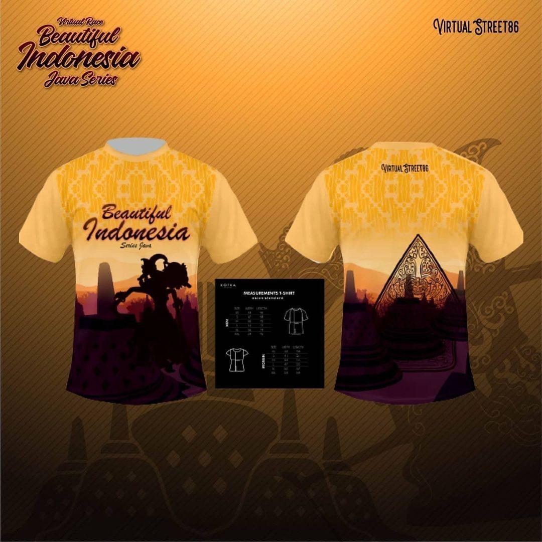Virtual Race Beautiful Indonesia - Java Series • 2021