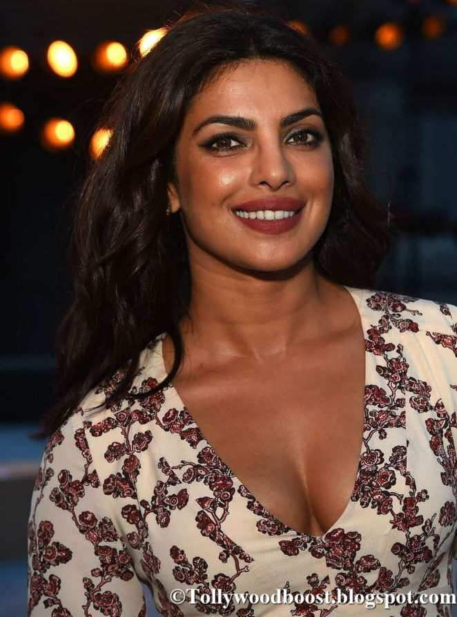 Priyanka Chopra Thakoon Show at 2017 New York Fashion Week