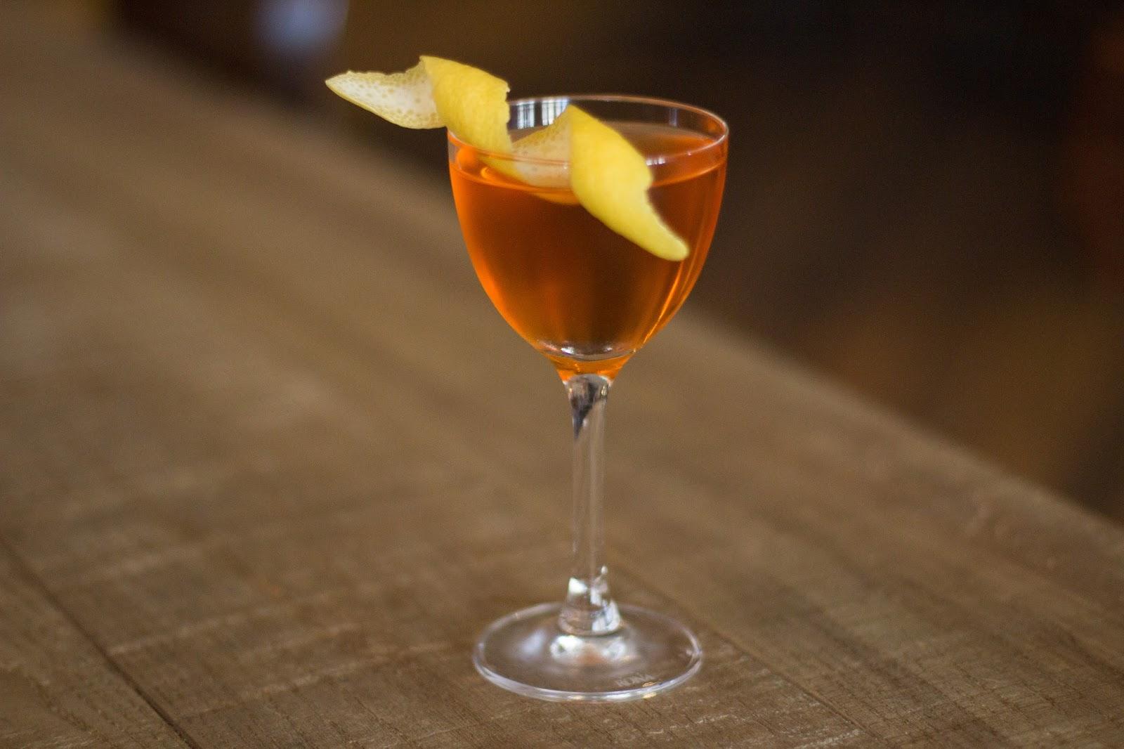 In Gentleman - Caller Cocktails Ryegirl Dreaming