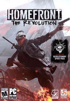 Homefront: The Revolution - PC (Download Completo em Português)