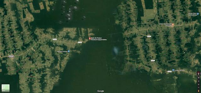 Polícia abre inquérito para apurar danos ambientais em reserva de Nova Mamoré