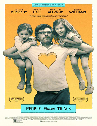 Ver Personas, lugares, cosas (People, Places, Things) (2015) Online