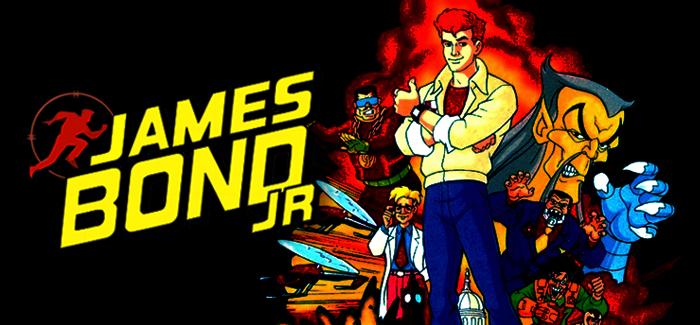 James Bond Jr. (Fred Wolf Films, 1991-92)