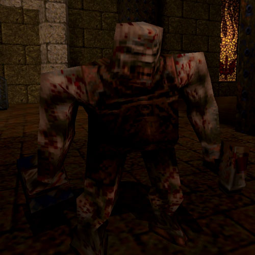 Quake Enemigos Ogre