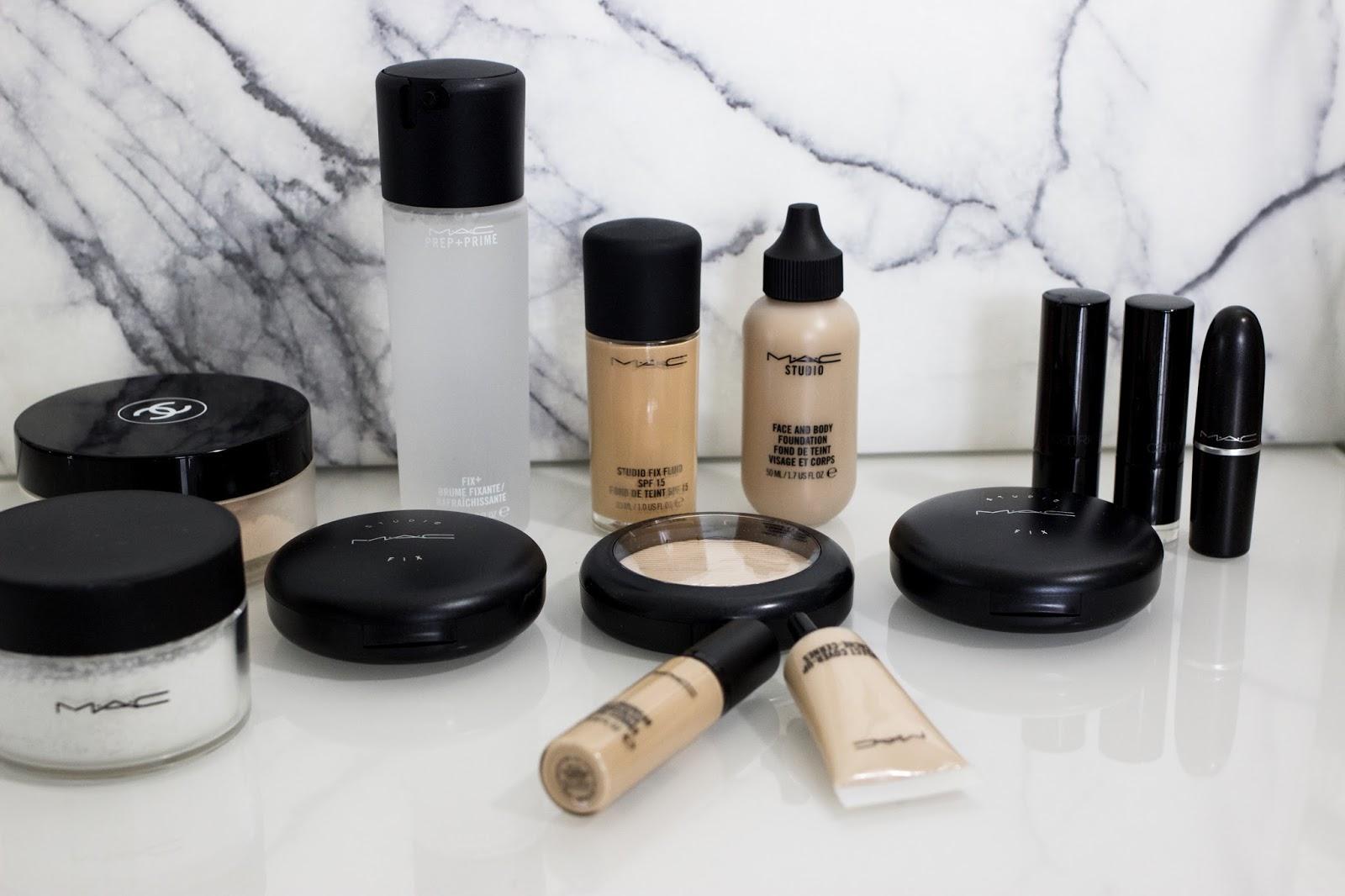 Mac cosmetics, Make Up