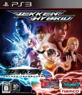 Tekken Hybrid | Free PS3 ISO Games Download - Free Learning