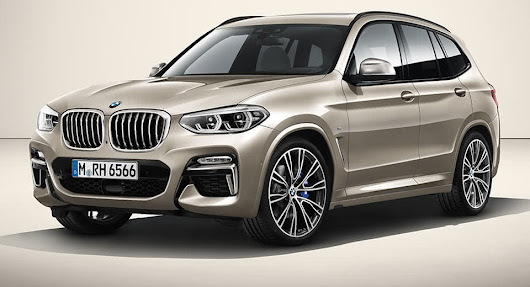 2019 BMW X5 Rendering Draws Inspiration From All-New X3