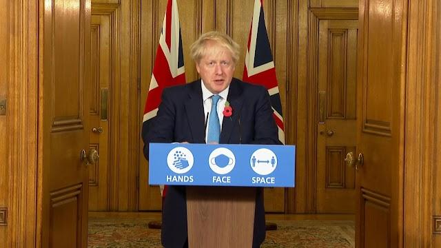 Boris Johnson Acikladi: Lockdown Dusunulmuyor, 3. Doz Asilar Basliyor, Asi Siparisleri Iptal!