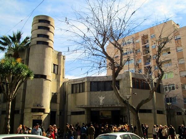 La Policía desaloja una iglesia en Cádiz por no aplicarse las medidas de seguridad