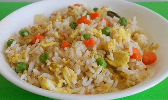 Resipi nasi goreng putih
