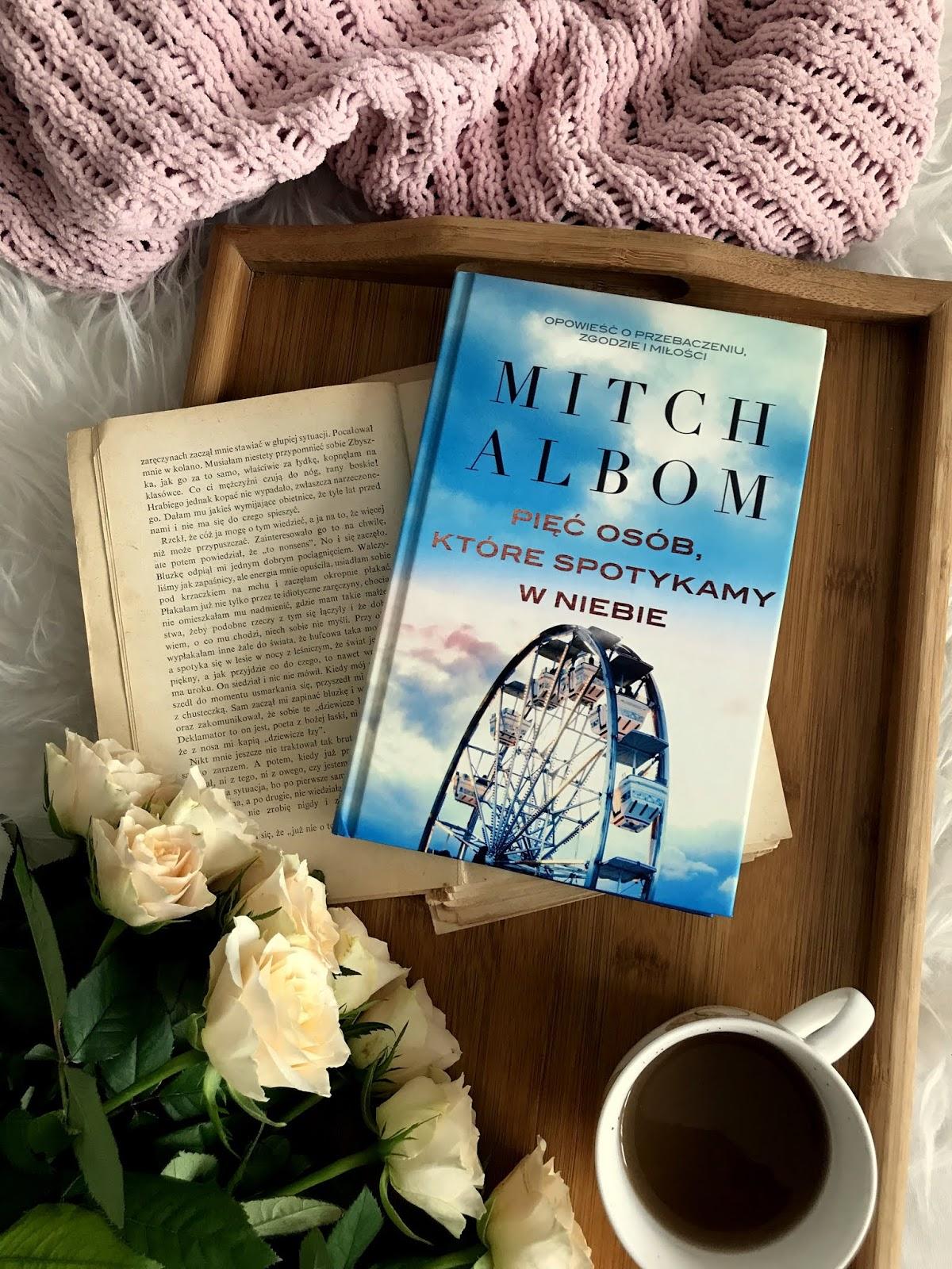 Mitch Albom, Pięć osób, które spotykamy w niebie