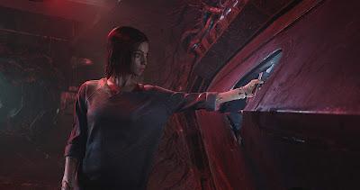 Alita Battle Angel Rosa Salazar Image 4
