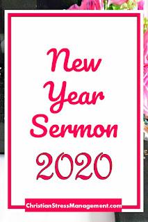 New Year Sermon 2020