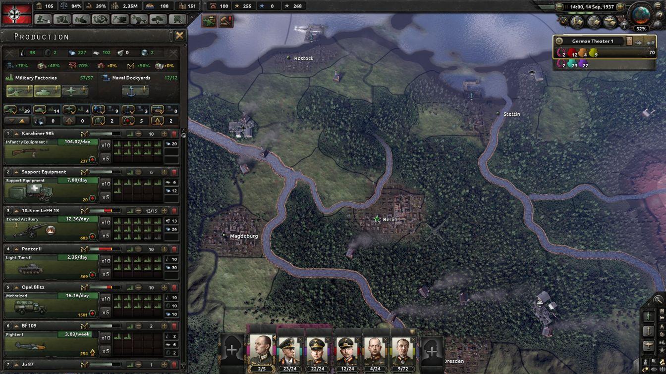 Germany - HOI4 - Opposing Hitler