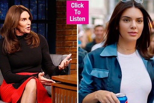 Caitlyn Jenner Makes Racist Gaffe While Defending Kendall's Disastrous Pepsi Commercial