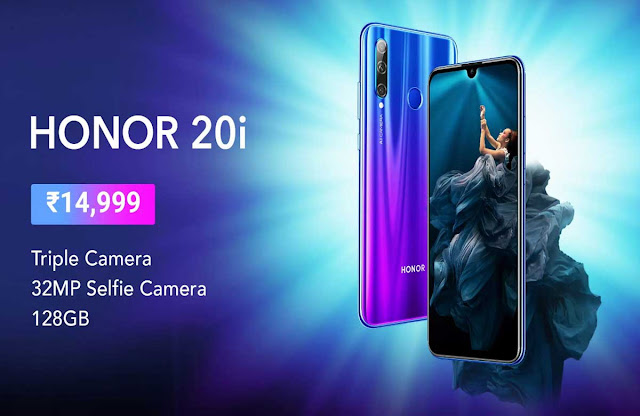 Honor 20 Series Triple Lens Camera with Honor 20 Pro, Honor 20, and Honor 20i: Buy Online Flipkart @ 18 June 2019