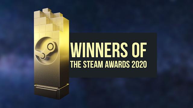 Winners of The Steam Awards 2020 | TechNeg
