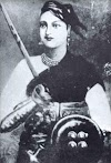Rani Lakshmibai of Jhansi Quotes. Rani Lakshmibai Inspirational Quotes, & Biography. Hindi & English