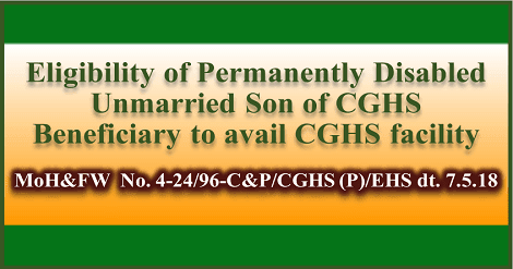 eligibility-permanently-disabled-unmarried-son-reg
