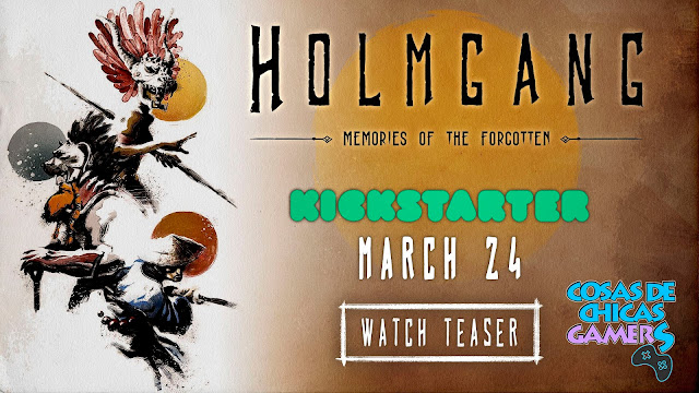 kickstarter holmgang memories of the forgotten