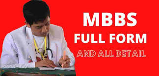 What is the Full Form of MBBS