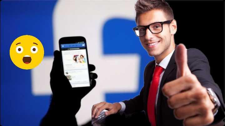 لن تصدق ماذا يحدث للفايسبوك عندك تحريك هاتفك بقوة