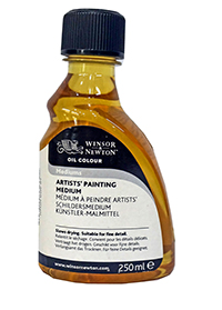 winsor painting medium 250 ml