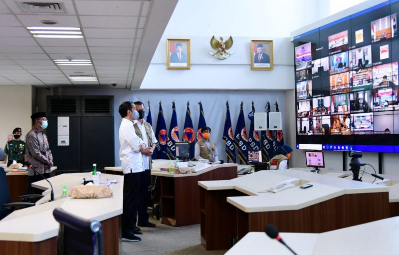 Lima Arahan Jokowi Soal Adaptasi Kebiasaan Baru