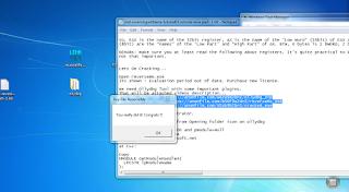 The Cracking Tutorial Of snd-reversing with lena-tutorial01.tutorial By Black_EyE
