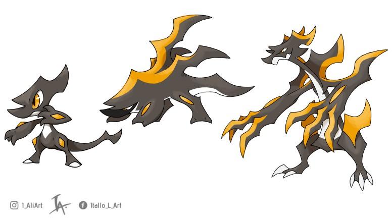 Pokémon Dragão