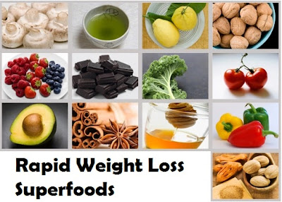 Rapid Weight Loss Superfoods