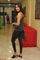 Akshida in Black Tank Top at Kalamandir Foundation 7th anniversary Celebrations ~  Actress Galleries 037.JPG