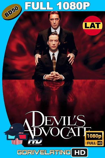 El Abogado Del Diablo (1997) BD50 FULL 1080p Latino-Ingles ISO